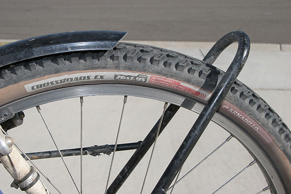 Specialized Armadillo Crossroads Ex 26 X 1 95 Tire Review Gear